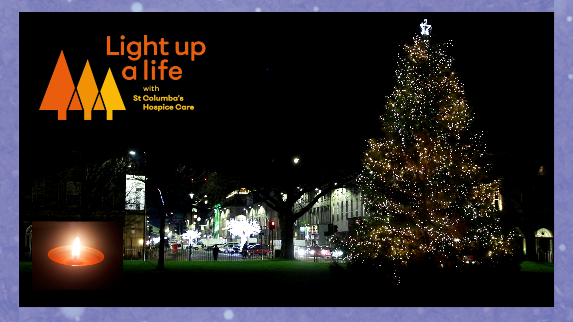 Light Up A Life 2020 Online Christmas Service image
