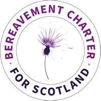 Bereavement Charter for Scotland logo